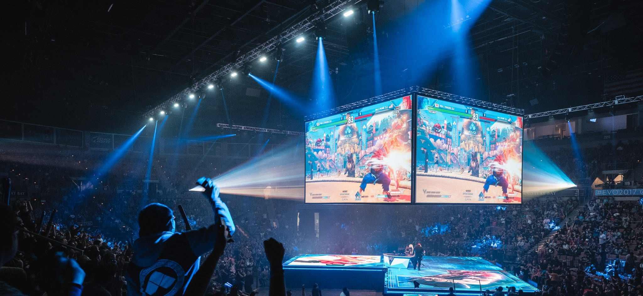 EVO 2018 – Guilty Gear e Super Smash