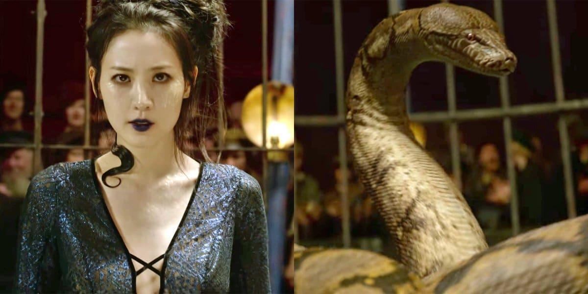 Nagini: genialata, razzismo o generica paraculaggine della Rowling?