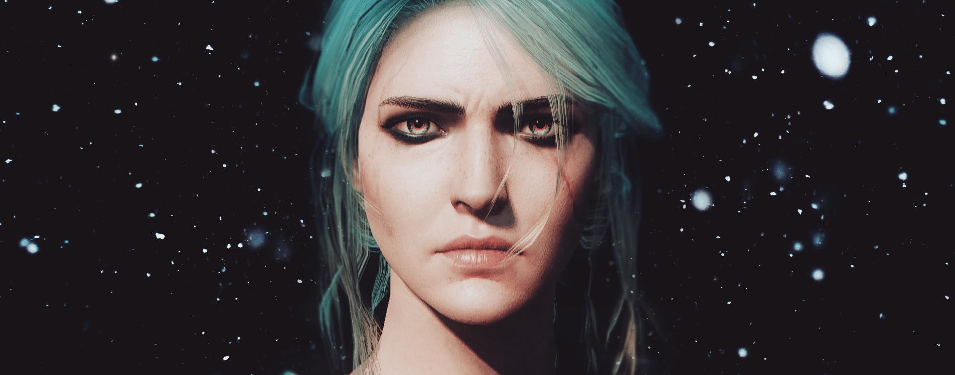 Ciri (forse) non sarà slava nel telefilm di The Witcher. Come Geralt. QUESTO è il problema.