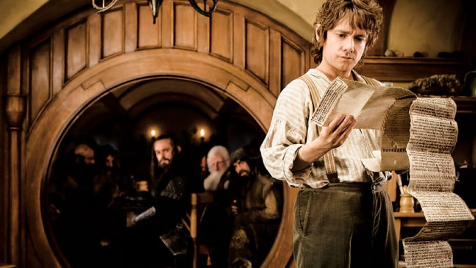 Lo Hobbit diventa un laboratorio all'università!
