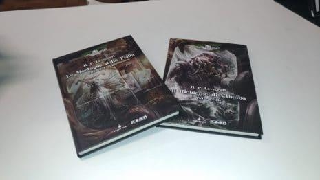 Choose Cthulhu, i librigame: Recensione