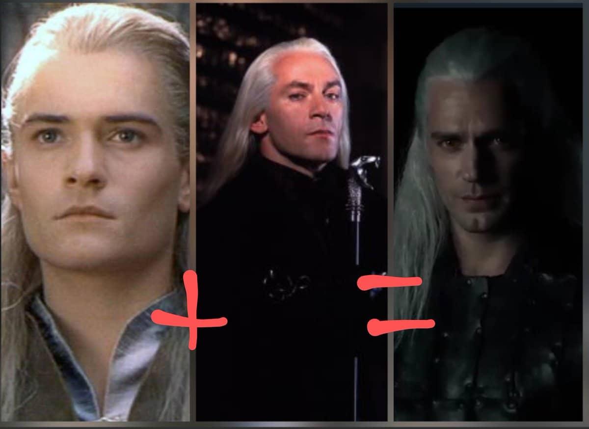 Henry Cavill nei panni di Geralt: le reazioni al camera test di The Witcher