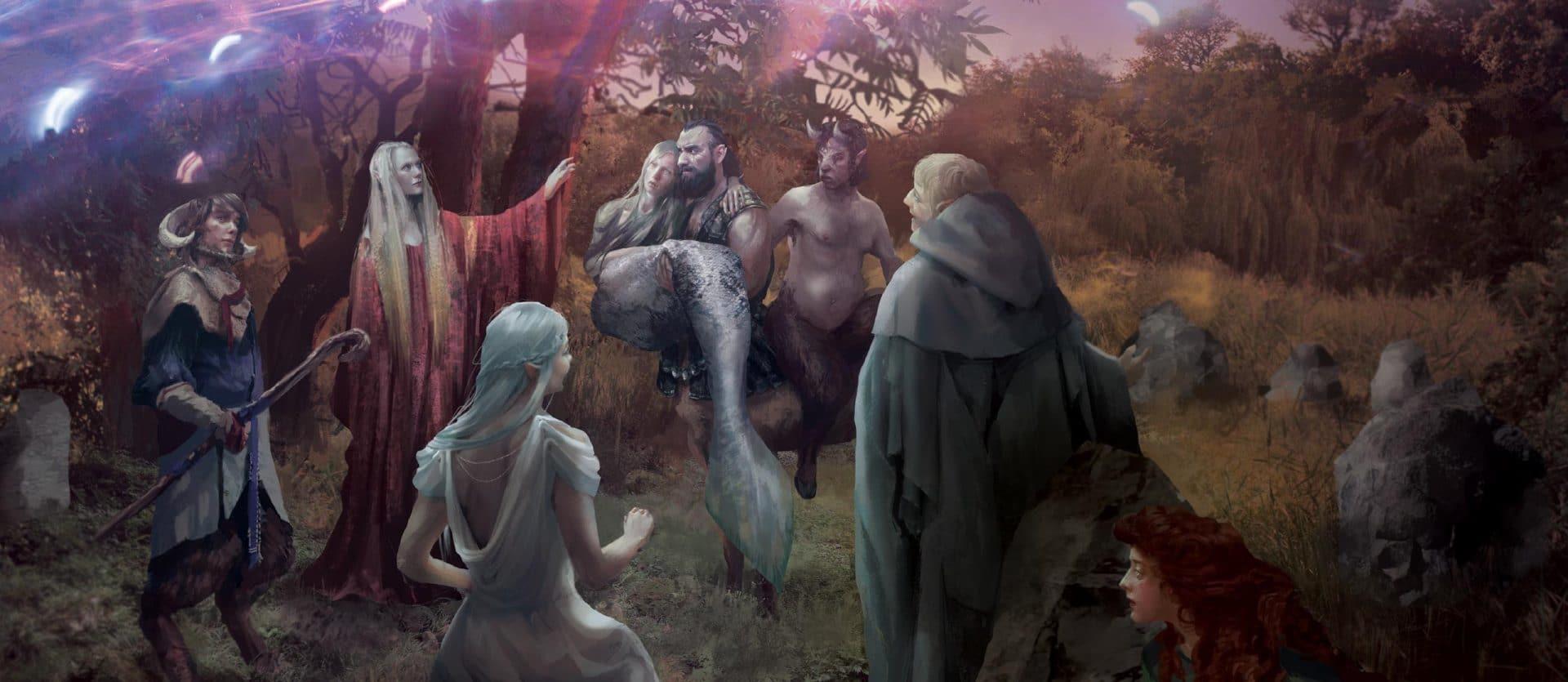 Nazioni di Théah, Volume 1: La Recensione