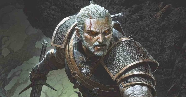 The Witcher GDR: la Recensione