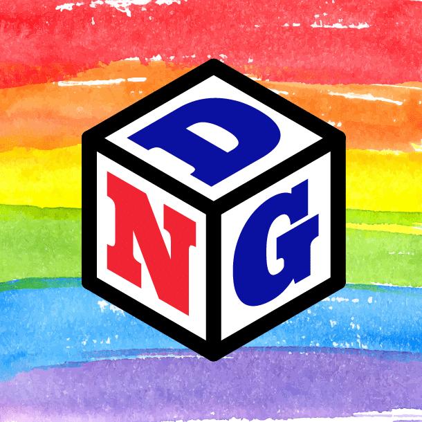 Il nuovo logo arcobaleno di Need Games!