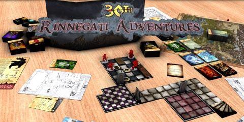 Rinnegati Adventures