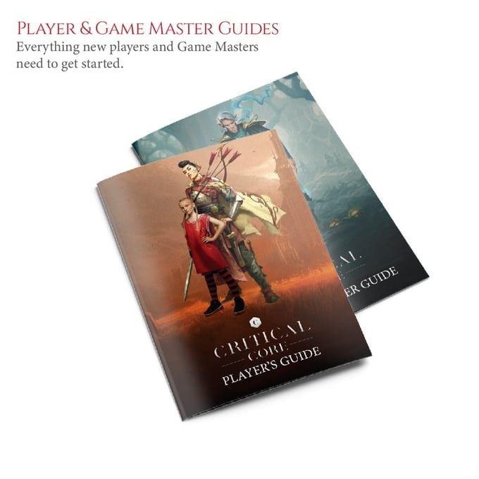 La Guida del Giocatore e quella del Narratore