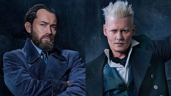 """Rowling: """"Silente e Grindelwald facevano MLMLML!"""""""