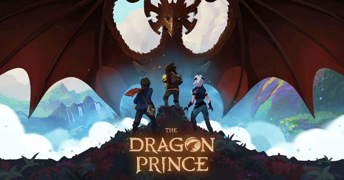 The Dragon Prince: la Recensione