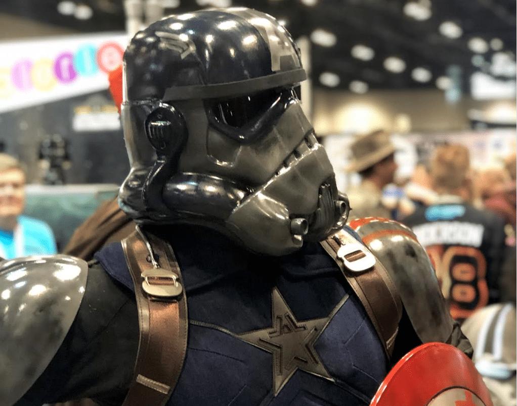 Un crossover tra Star Wars e Captain America! Credits: Saga Press