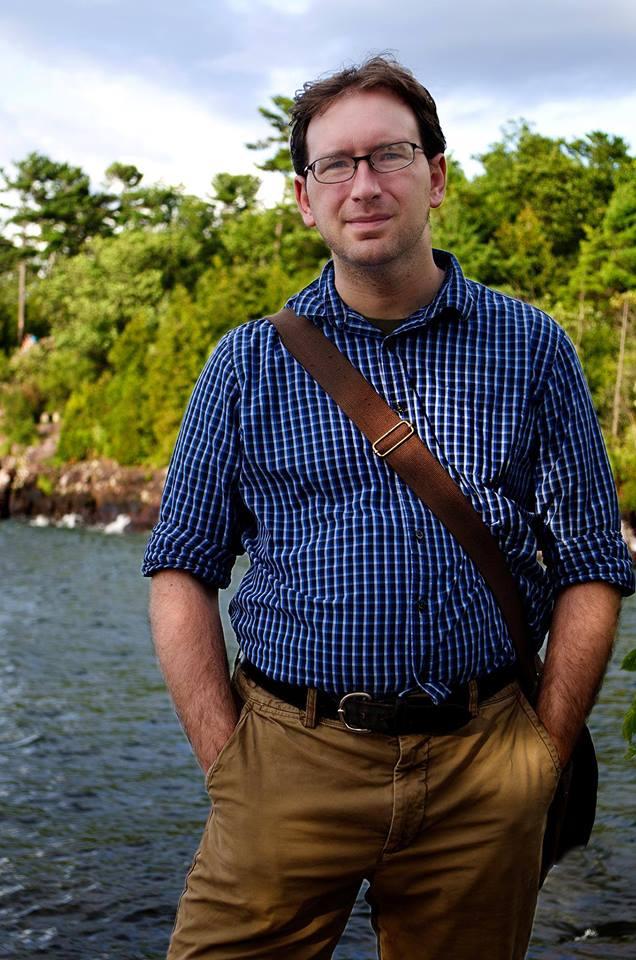 Andrew Liptak, immagine dal suo profilo Facebook