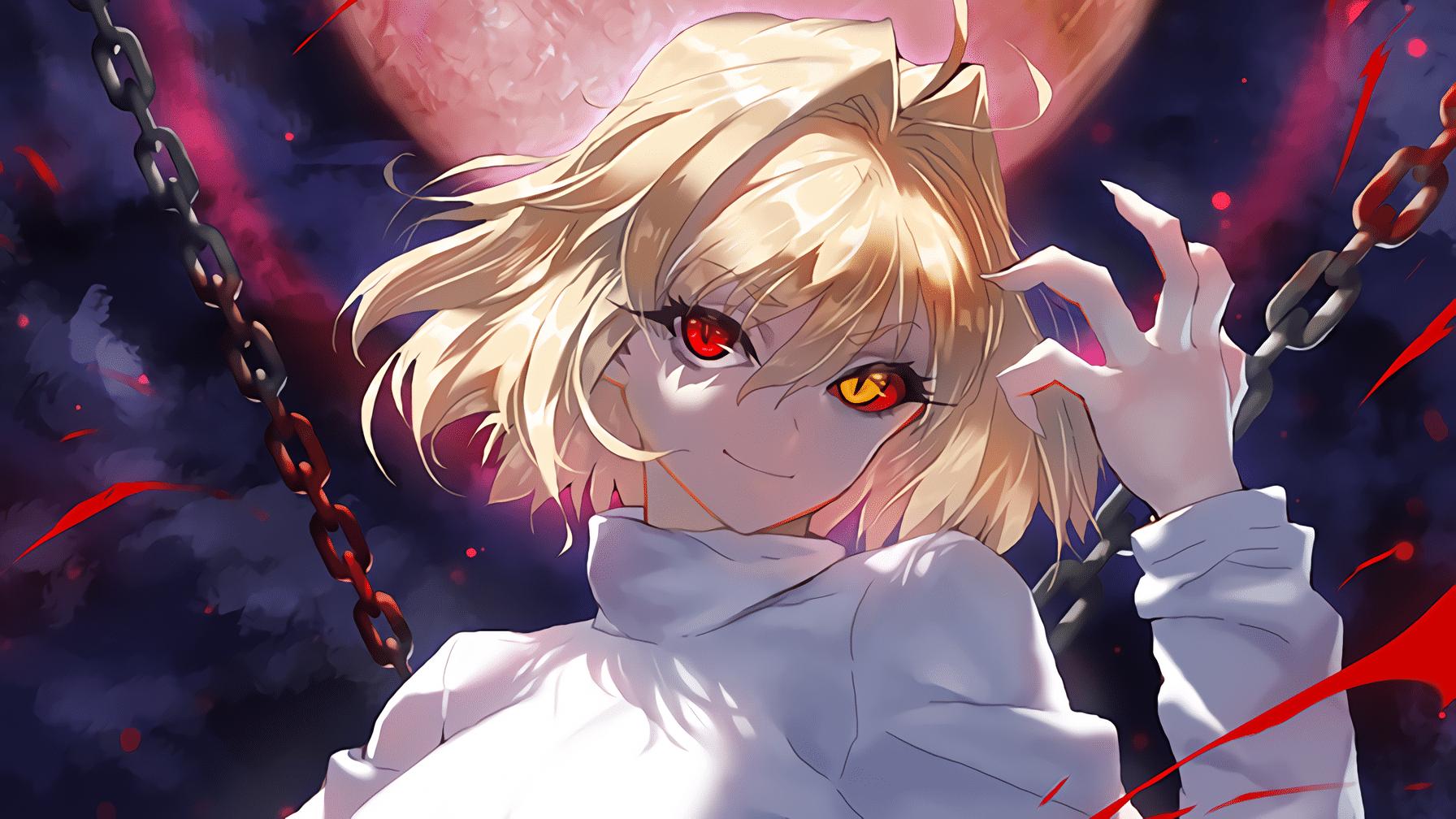 Tsukihime – Gli esordi di Type-Moon
