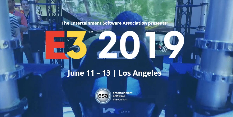 E3 2019: Date e Orari dell'evento videoludico