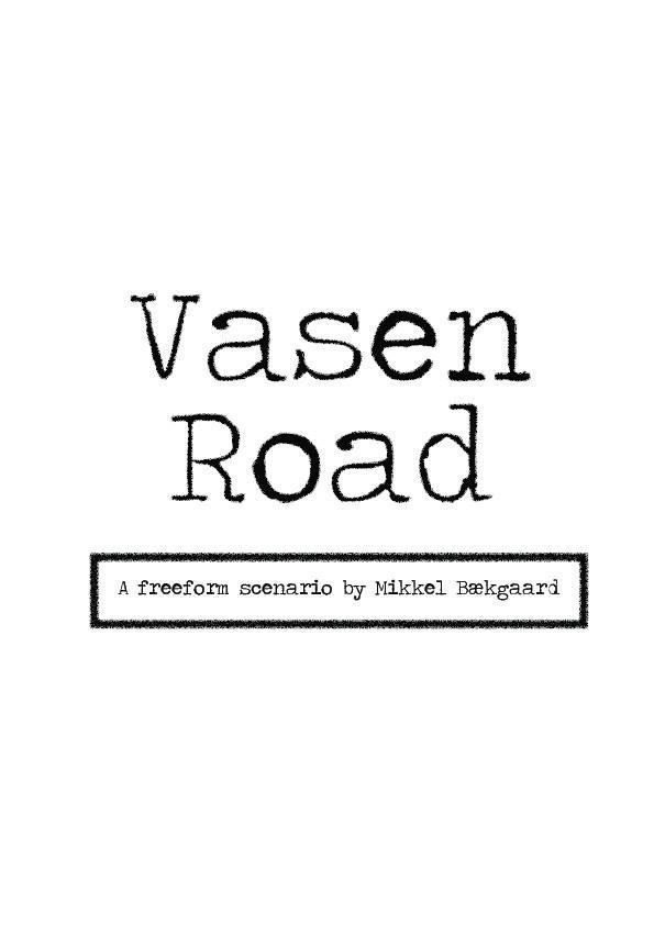 Vasen Road: il primo LARP del Genderplay II Edizione!