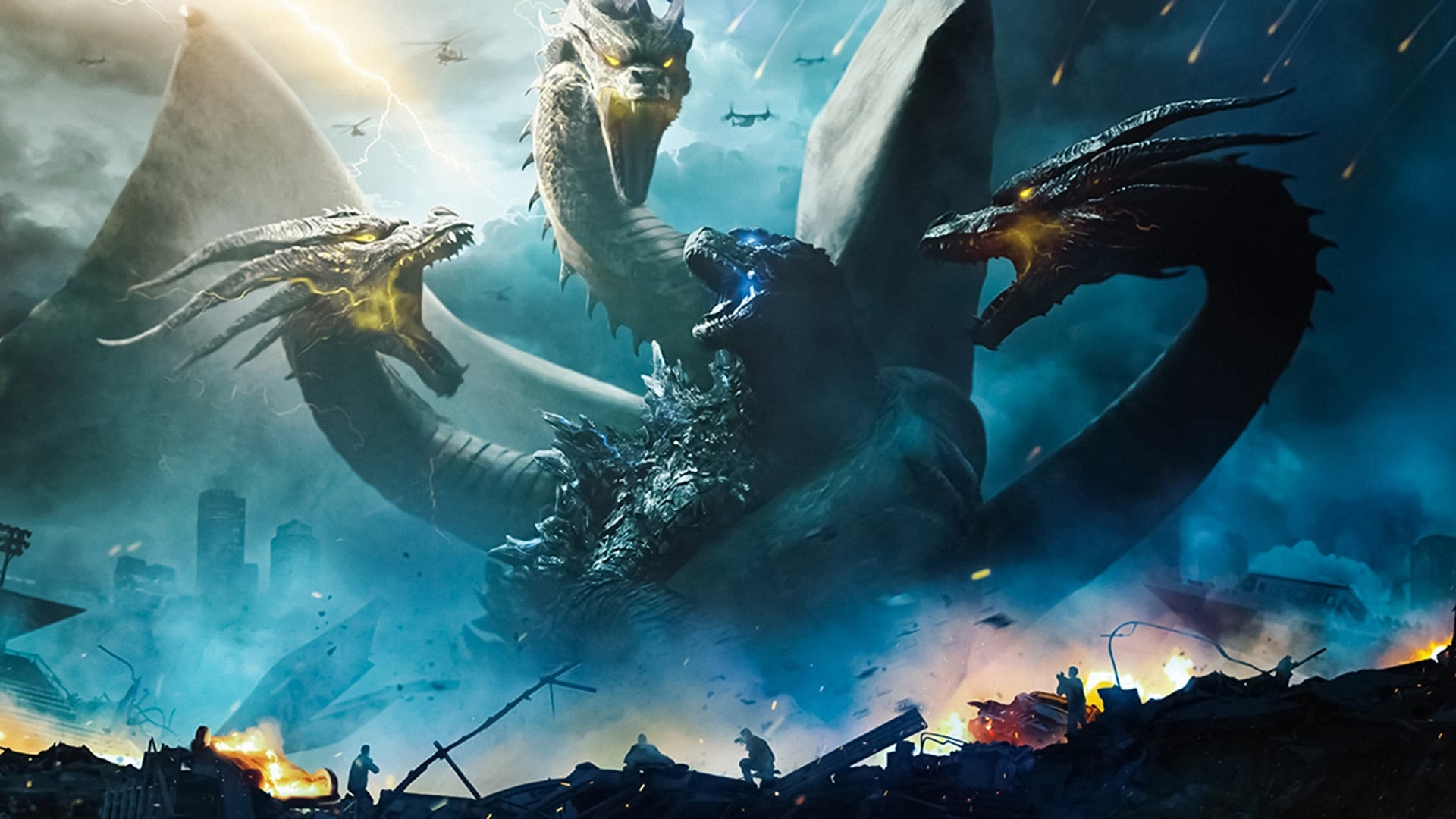Godzilla II – King of Monsters: la recensione!