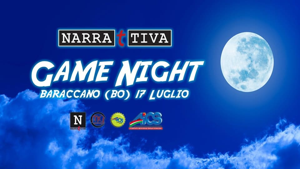 Narrattiva Game Night: intervista a Michele Gelli e a Morgengabe!