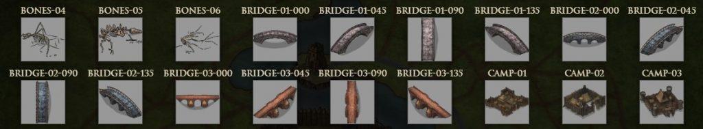 I ponti tra cui scegliere!