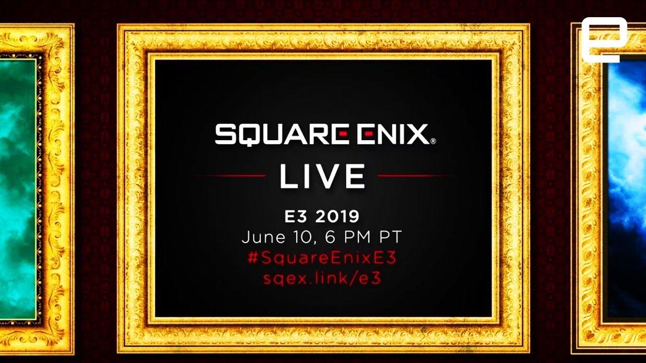 Square Enix E3: Il futuro nel passato