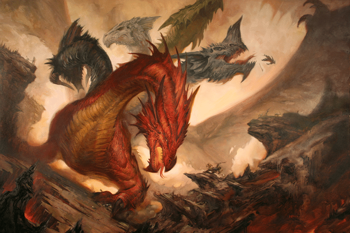 Tyranny of Dragons metterà a dura prova gli avventurieri ed i narratori.