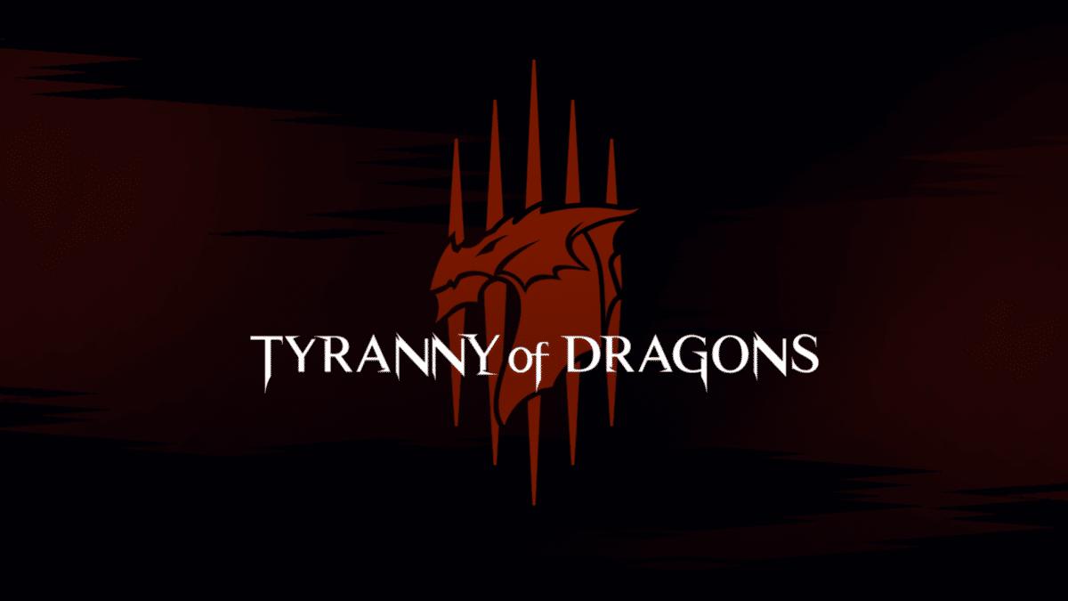 Il nuovo Tyranny of Dragons: necessario, forse.