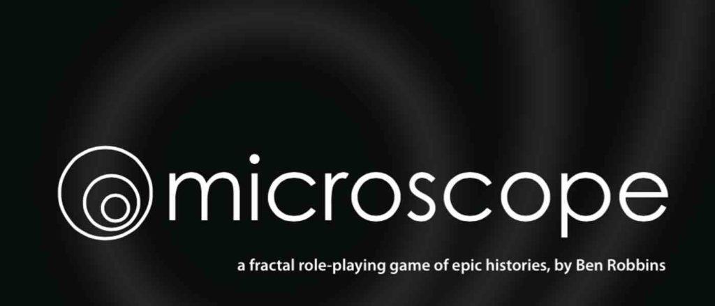 Microscope GDR: La Recensione