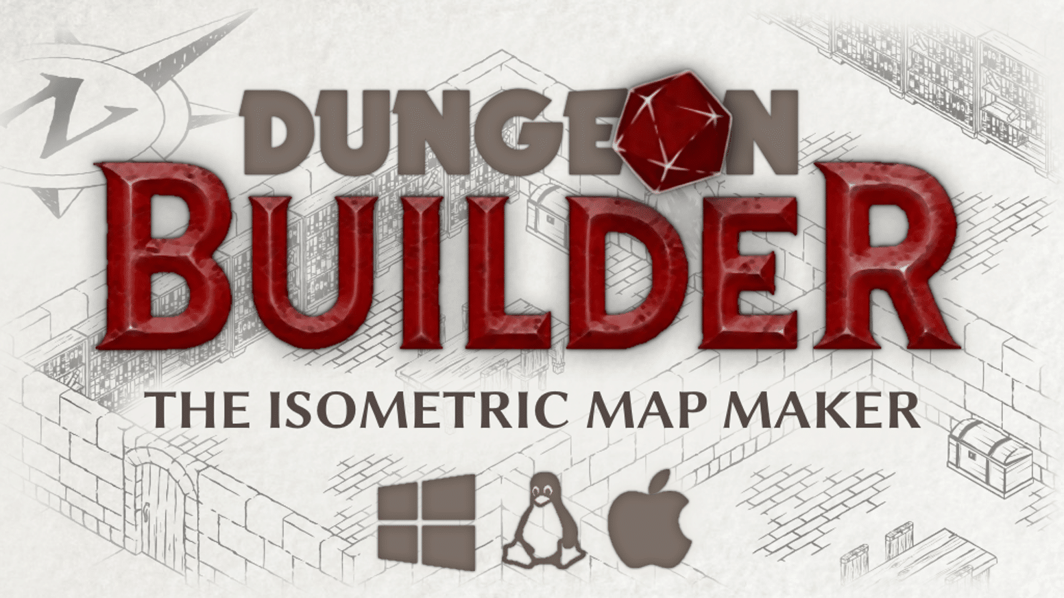 Dungeon Builder – Isometria unica via!