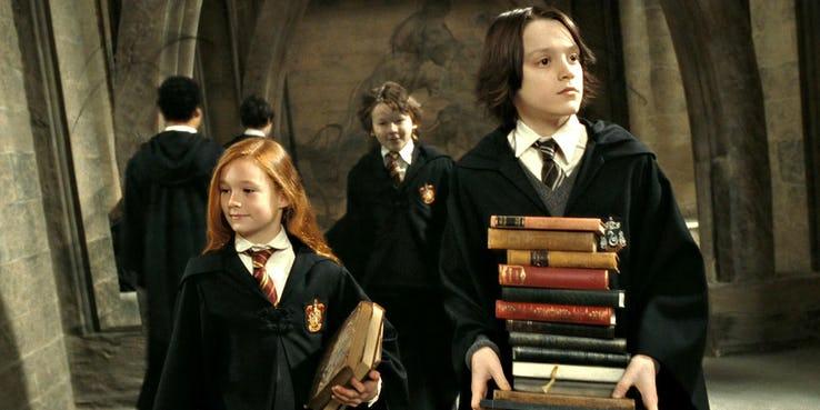 I film hanno reso pure il giovane Severus Piton puccioso