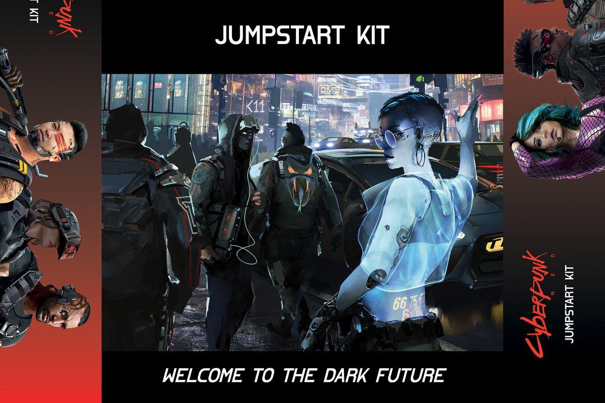 """Cyberpunk Red """"Jumpstart Kit"""": La Recensione"""