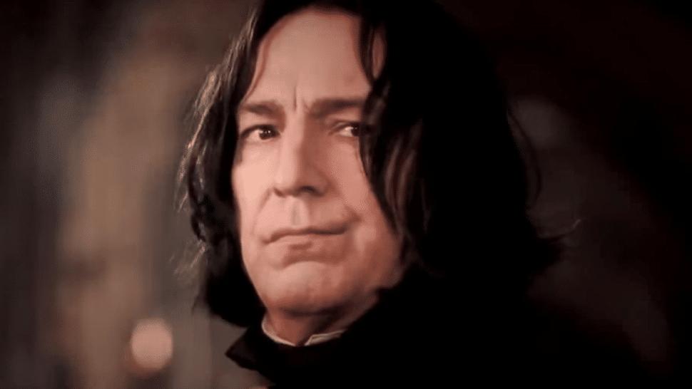 """""""Severus Piton è una merdina"""" """"lO dIcI sOlO pErCHé Lo OdI"""" """"Anche no"""""""