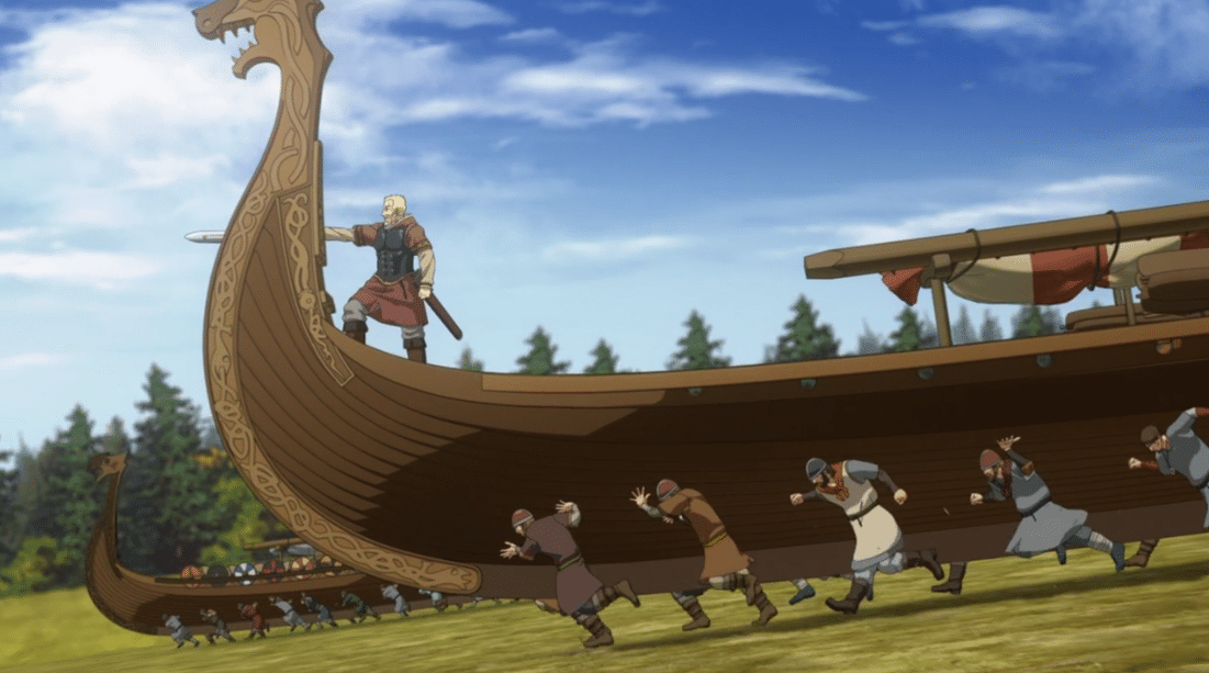 Vinland Saga, Episodio 07: recensione
