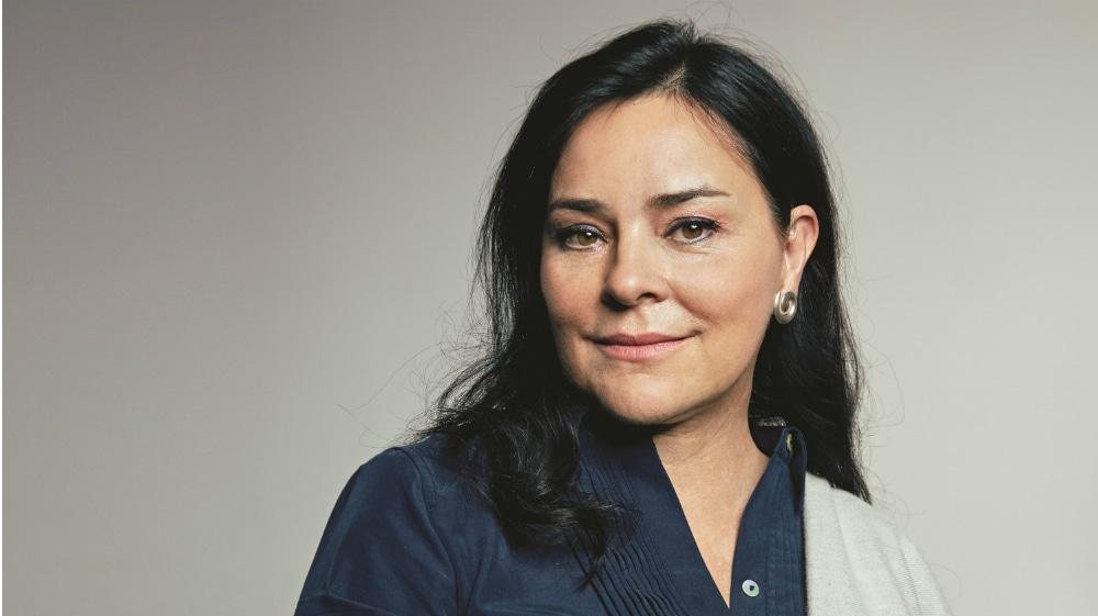 Un'altra scrittrice contro le fanfiction: Diana Gabaldon. Foto di Terence Patrick per Variety