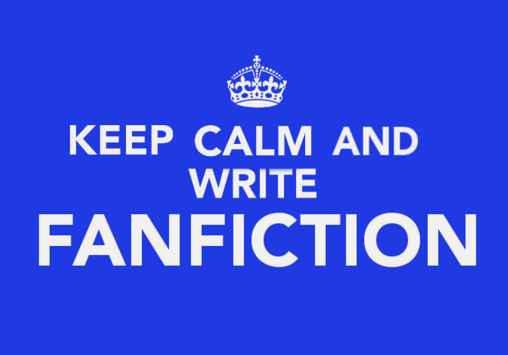 Ciò che le scrittrici e gli scrittori contro le fanfiction dovrebbero fare. Immagine di Live Mag UK