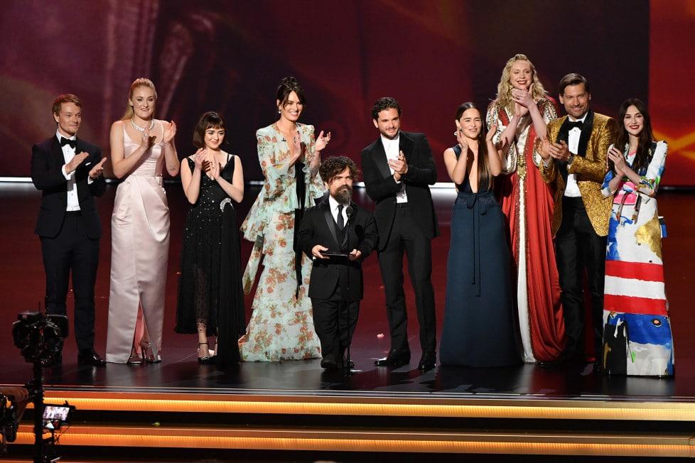 Peter Dinklage forse si sarà un po' stufato di vincere tutti questi Emmy?