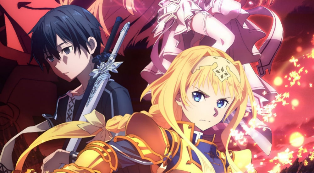 Alicization – War of the Underworld: Episode III