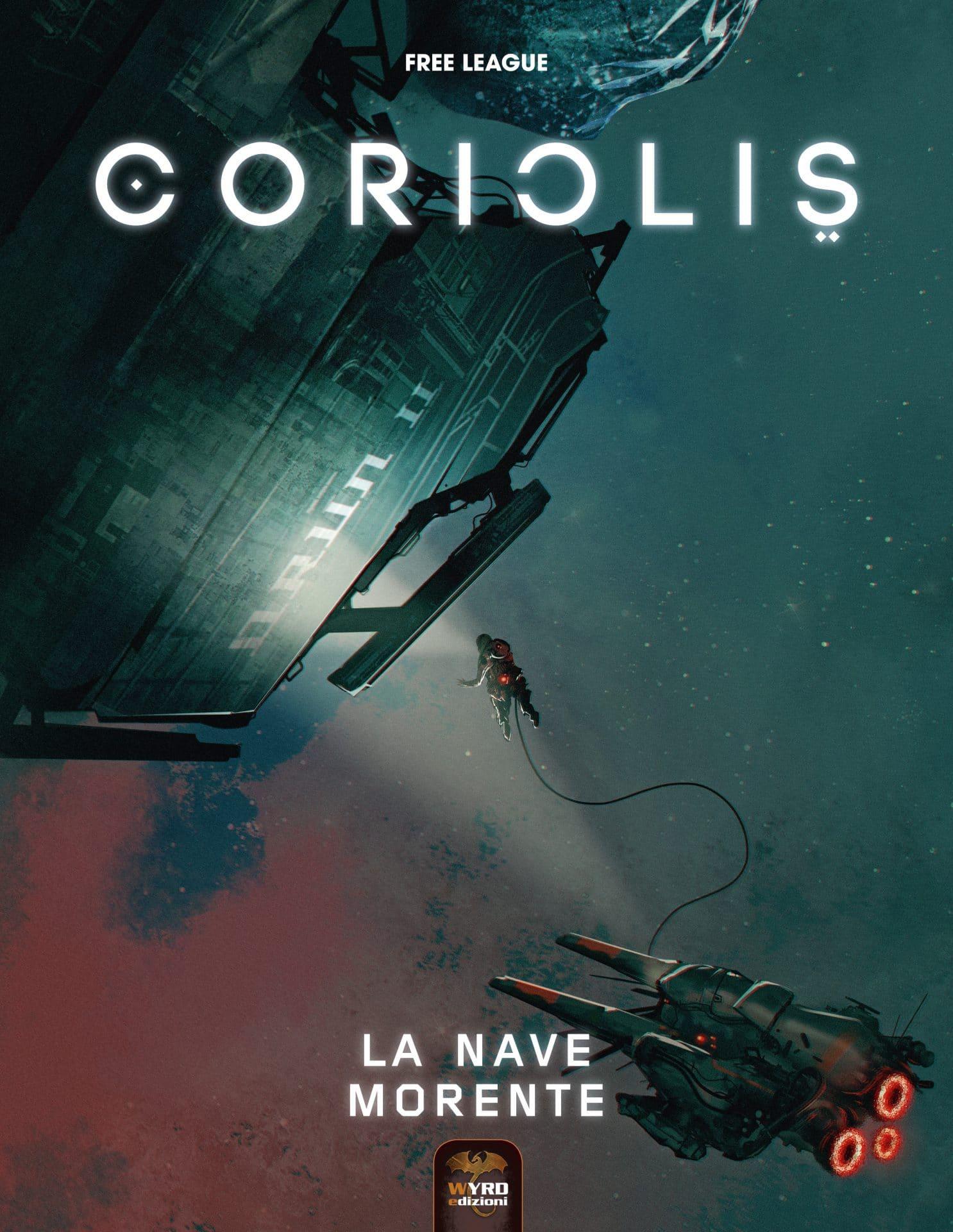 La Nave Morente – Un'avventura per Coriolis