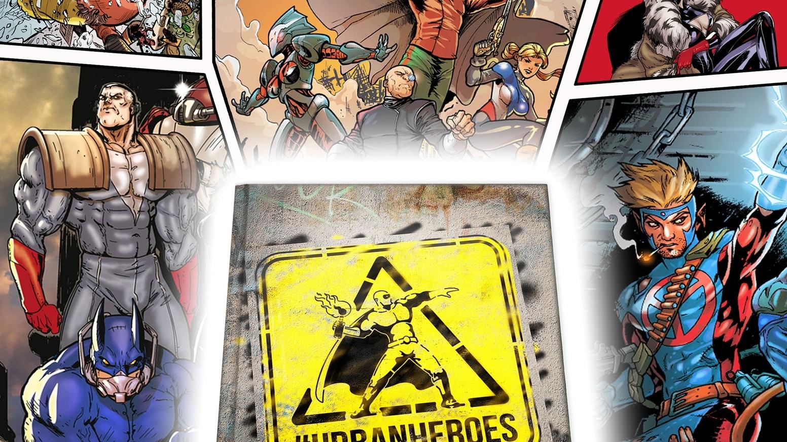 Urban Heroes, cinque anni dopo