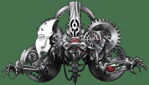 Avatar di Nyarlathotep, l'Uomo Tick Tock dei Mostri dei Miti