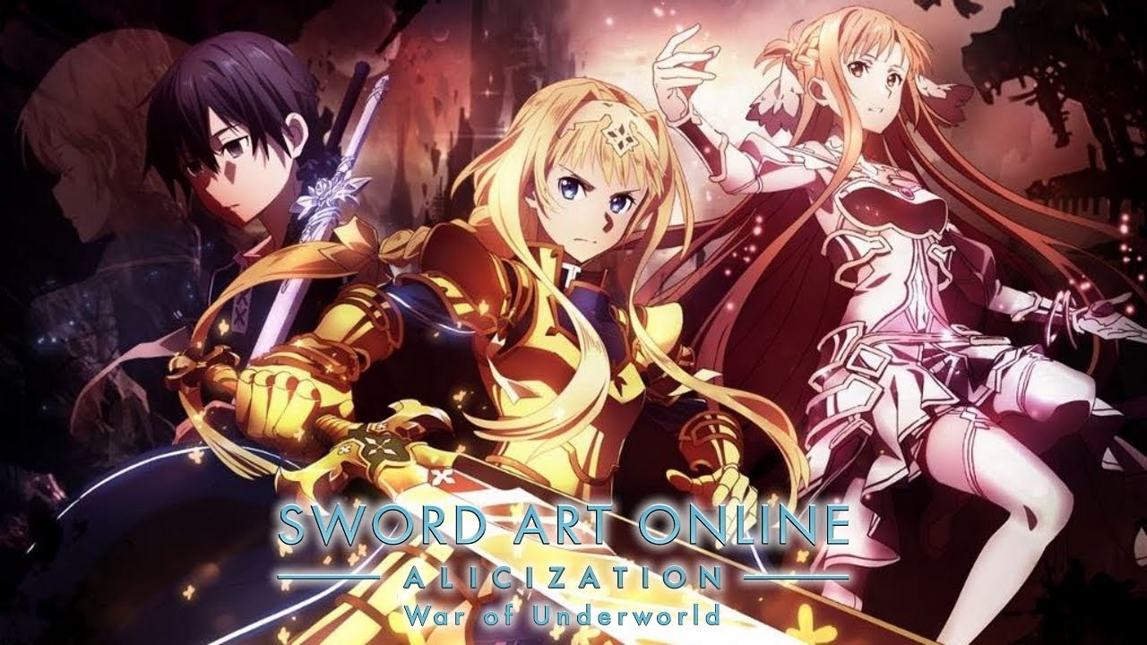 Alicization – War of the Underworld: Episode IV
