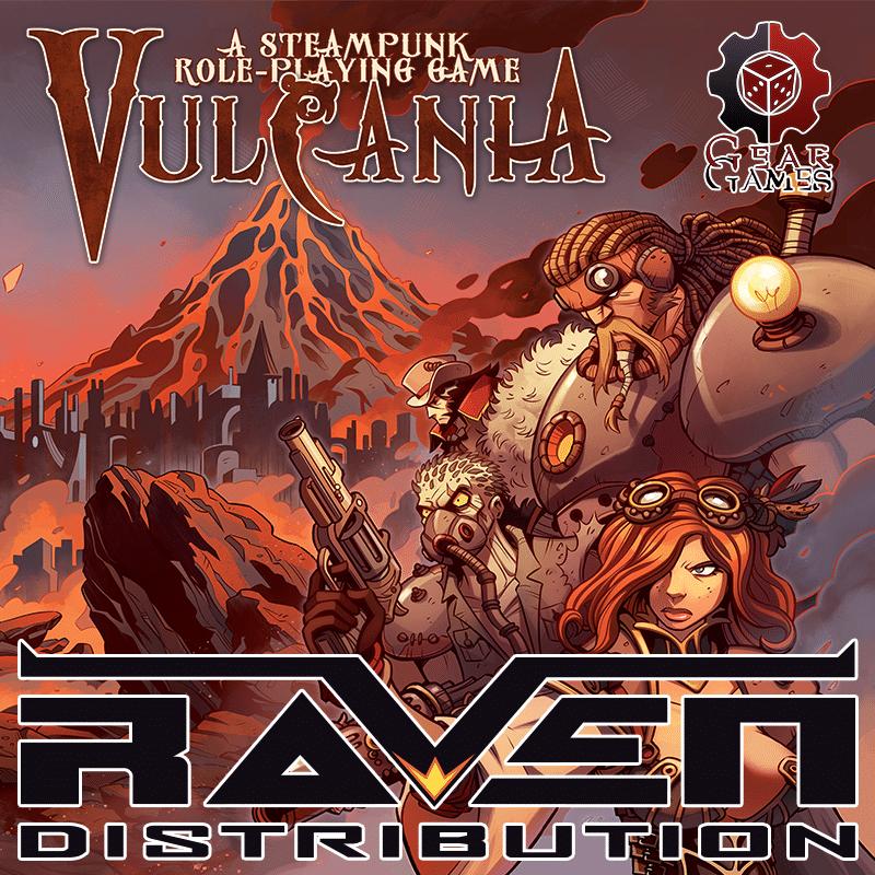 Vulcania: steampunk ed esplosioni!