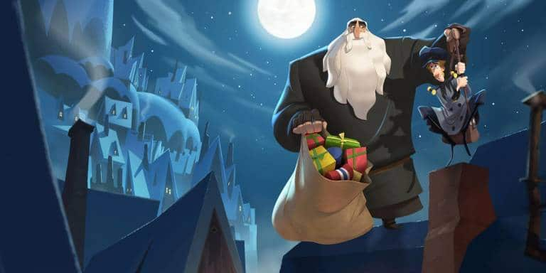 Klaus – I segreti del Natale: La Recensione