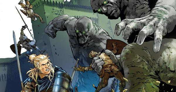 I Guardiani di Pietra – Dragonero, il Ribelle #3