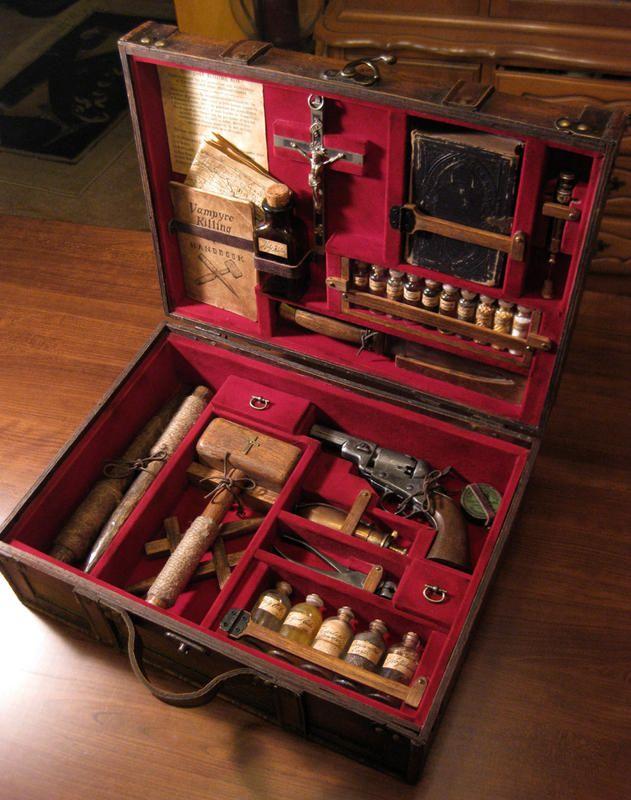 kit anti vampiro