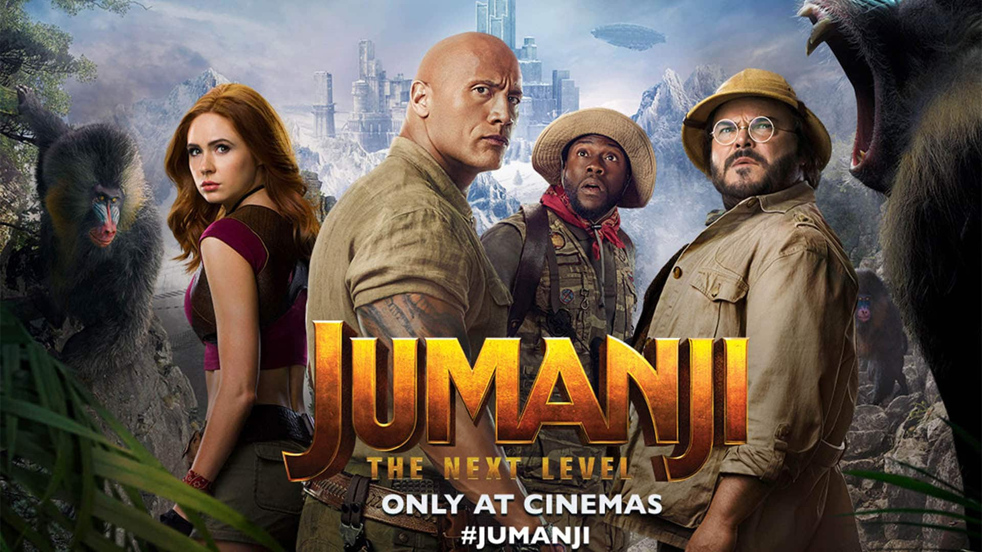 Jumanji: The Next Level – La Recensione
