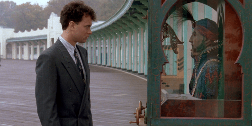 Zoltar in Big, con Tom Hanks