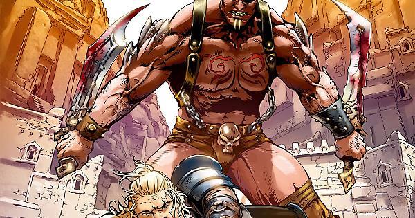 L'urlo della carne – Dragonero, il Ribelle #4