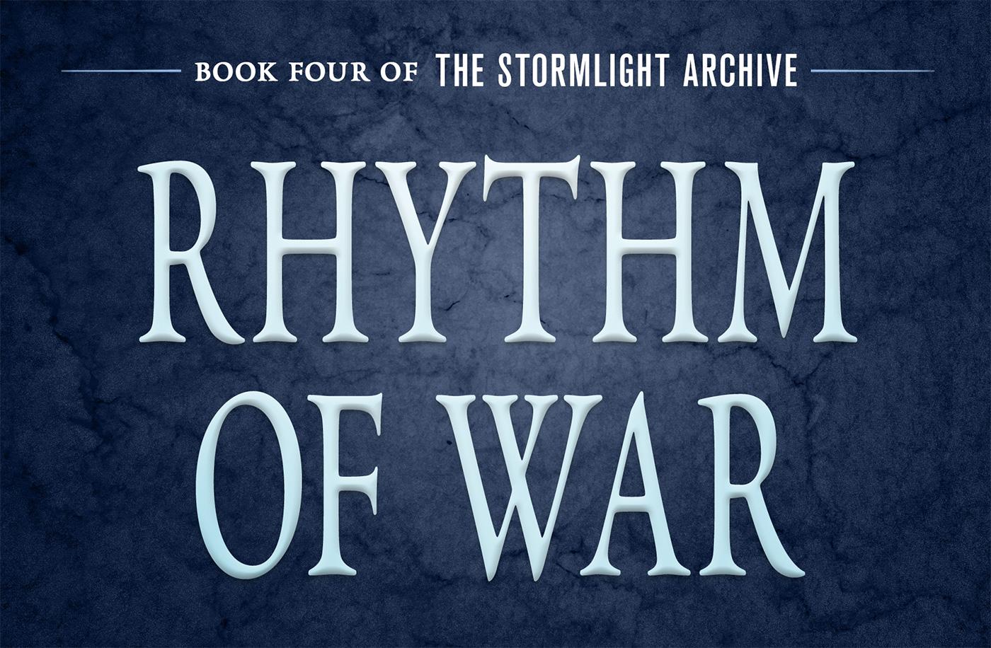 Rhythm of War: cosa sappiamo sul prossimo libro di Brandon Sanderson?