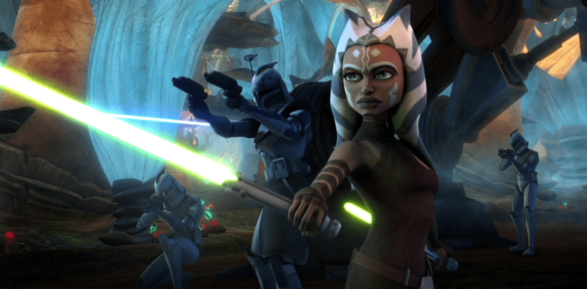 Debito pericoloso, SW The Clone Wars 7×07
