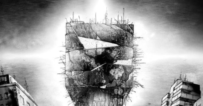 Il cubo di paradox si staglia sulla suburra distrutta