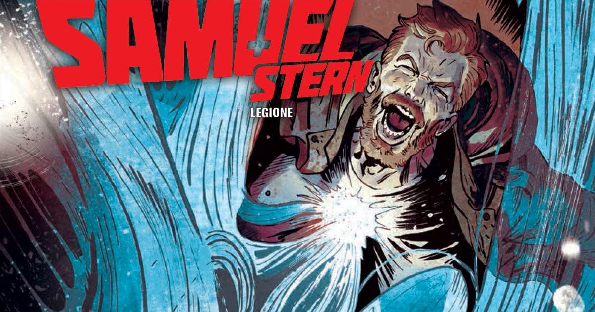 Samuel Stern #003: Legione