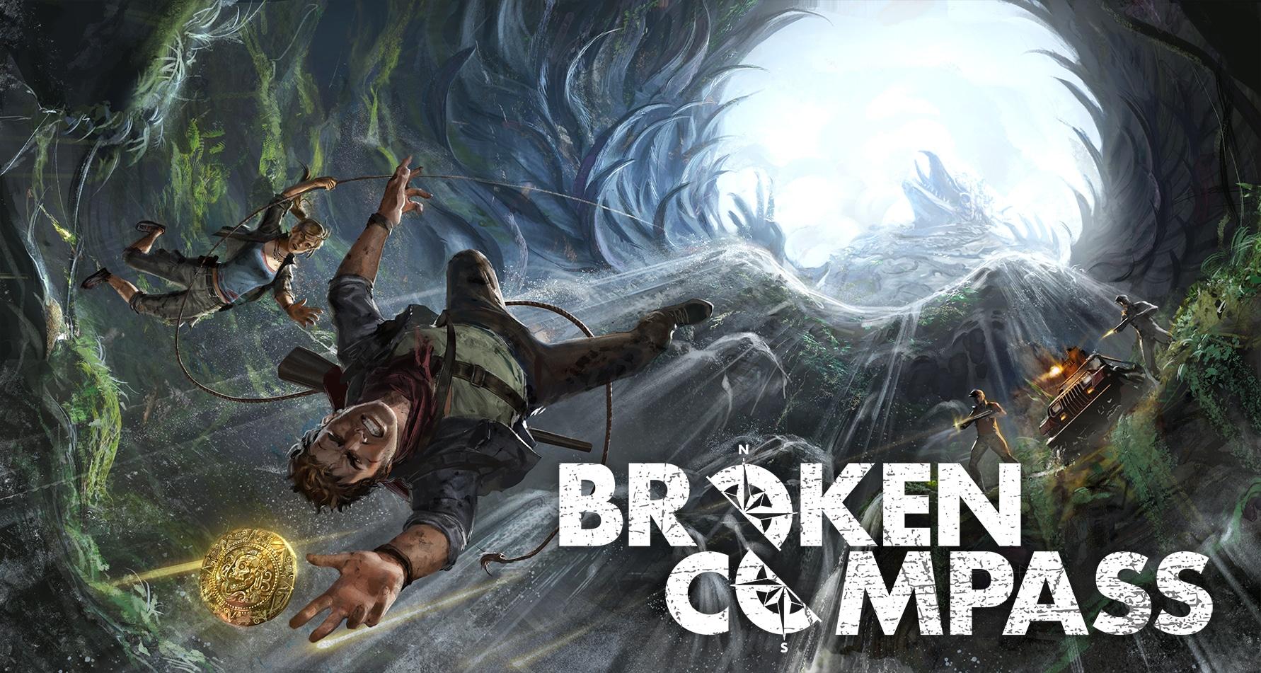 Broken Compass – Un progetto da seguire